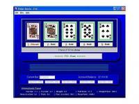 Screenshot programu Poker Mania 3.2.1