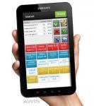 Screenshot programu Pokladní systém pro přenosné POS pokladny a mobilní terminály 4.4.8