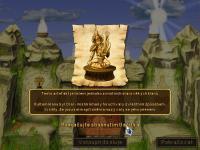 Screenshot programu Poklady starověké sluje