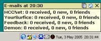 Screenshot programu Poppy 5.8.2
