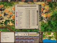 Screenshot programu Port Royale 2