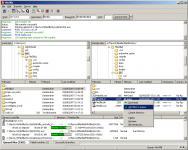 Screenshot programu FileZilla 3.9.0.5 Portable
