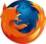 Screenshot programu Firefox 44.0.2 Portable