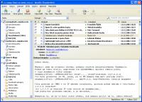 Screenshot programu Portable Thunderbird 9.0.1