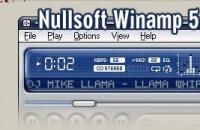 Screenshot programu Portable Winamp 5.541
