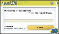 Screenshot programu Portinho Boot XP!  0.2 a