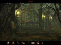 Screenshot programu Posel smrti