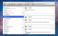 Screenshot programu Postbox 4.0.7