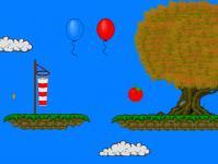 Screenshot programu Pouťové balónky