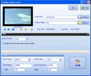 Screenshot programu Power Video Cutter 5.9.131