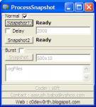 Screenshot programu ProcessSnapshot 1.1.0.2