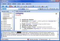Screenshot programu PRODICT 2005