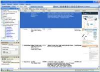 Screenshot programu Professional Web Orchestra 1.5