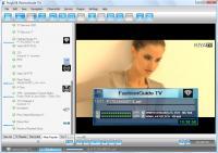 Screenshot programu ProgDVB 7.12.7