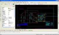 Screenshot programu progeCAD 2008 professional 8.0.18.2