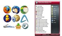 Screenshot programu Programy pro PortableApps