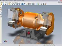 Screenshot programu Prohlížeč SolidWorks 2008