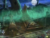 Screenshot programu Prokletý hřbitov - Krkavčí kletba