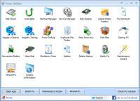 Screenshot programu Puran Utilities 1.0.4
