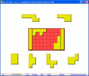Screenshot programu Puzzle48er 1.0.6