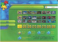 Screenshot programu Puzzle Deluxe