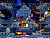 Screenshot programu Puzzle Medvěd Míša ve vesmíru 1.0