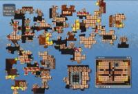 Screenshot programu Puzzle s motivy z hry Medvěd Míša: Ostrovy pokladů