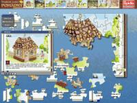 Screenshot programu Puzzle - Tradiční české pohádky 1.0.1