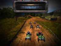Screenshot programu Quadro Racing