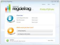 Screenshot programu Quicksys RegDefrag 2.7