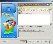 Screenshot programu R-Drive Image 6.0 Build 6010