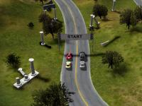 Screenshot programu Race Cars: the Extreme Rally 1.0
