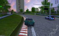 Screenshot programu Racing Impossible