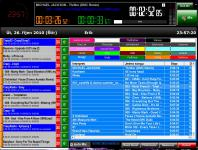Screenshot programu Radio Profesional 8