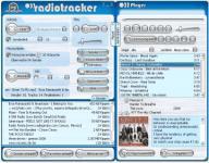 Screenshot programu Radiotracker 8.0.32907.700