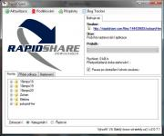 Screenshot programu RapidDown 2.0.7.10