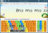 Screenshot programu RapidTyping 5.1