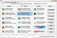 Screenshot programu Real Spy Monitor 2.91