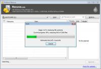 Screenshot programu Recuva 1.48.980 Portable
