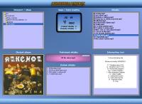 Screenshot programu Redsystem Jukebox 1.1