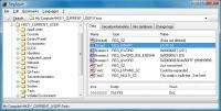 Screenshot programu RegAlyzer 1.6.2.16