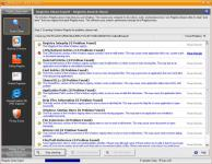 Screenshot programu Registry Clean Expert 4.90