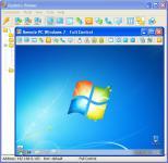 Screenshot programu Radmin Remote Control 3.5