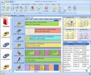 Screenshot programu Rental Calendar 4.9