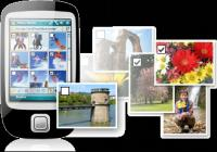 Screenshot programu Resco Photo Manager 7.11