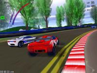 Screenshot programu Ringed Drag Strip 1.0