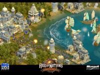 Screenshot programu Rise of Nations:Throne&Patriots