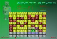 Screenshot programu Robot Rover 1.0