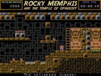Screenshot programu Rocky Memphis