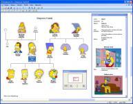 Screenshot programu Rodokmen Pro 2.1.1